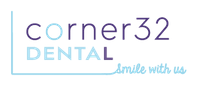 Corner 32 Dental logo