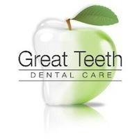Great Teeth Dental Care logo