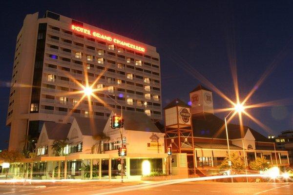 Hotel Grand Chancellor Brisbane in Brisbane, QLD - Australia