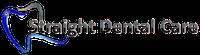 Straight Dental Care logo