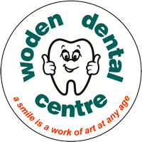 Woden Dental Centre logo